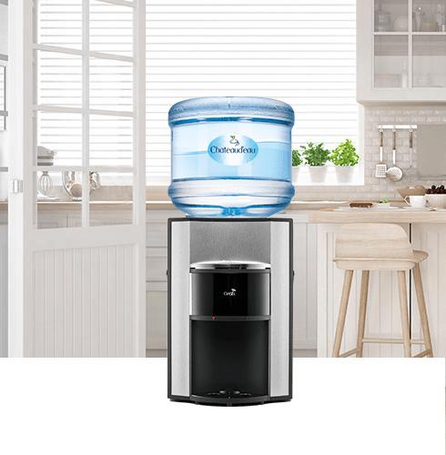 Fontaine à la maison et livraison d'eau à domicile