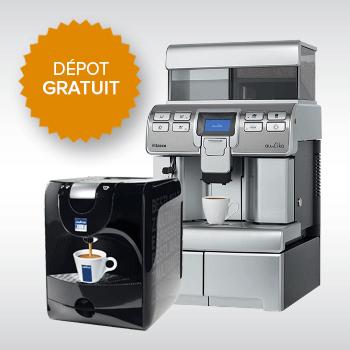 Promo machine à café entreprise