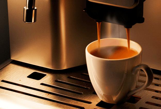 Installation des machines et livraison de café