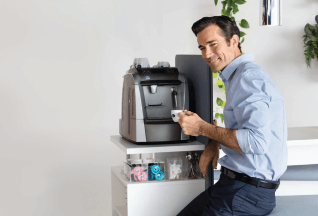 Distribution et services de café pour entreprises