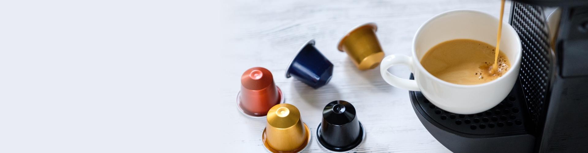 Machines à café capsules