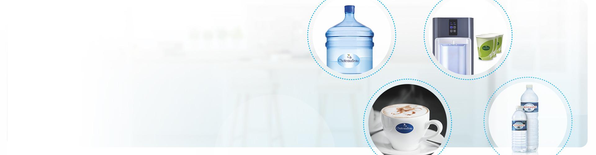 Fontaine à eau en entreprise ou à la maison